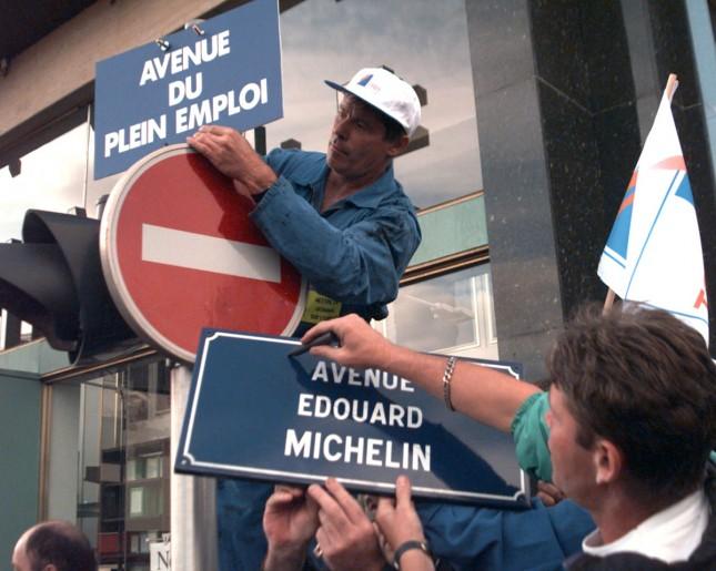 MANIF MICHELIN