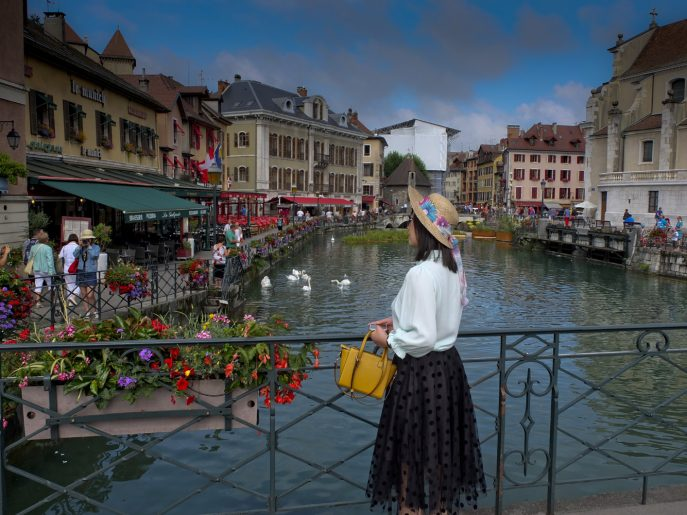 Tourisme à Annecy