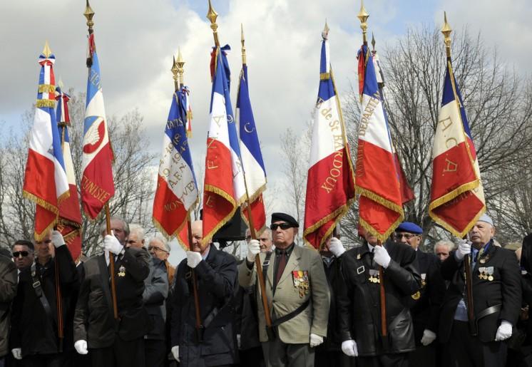 ceremonie cessez le feu algerie