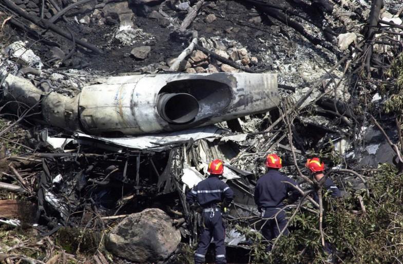 crash aerien france