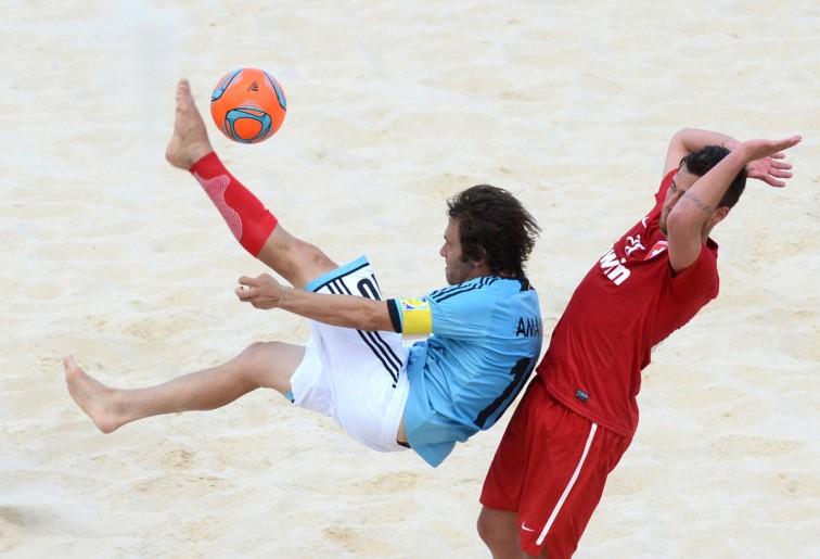 euro beach soccer