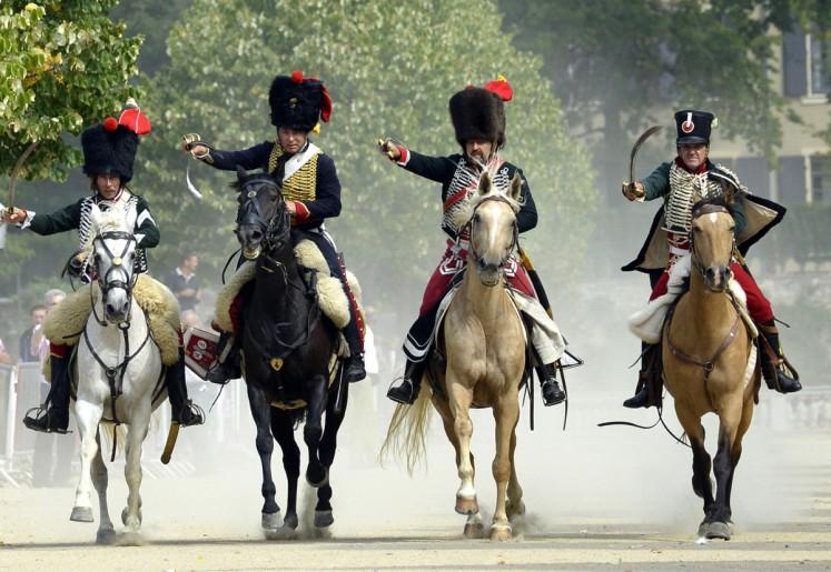 07.09.2013Les 8emes Rencontres Bonaparte à Valence.
