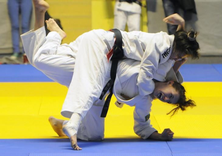 judo feminin