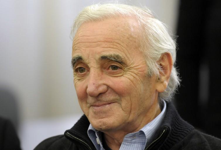 Aznavour a Montelimar