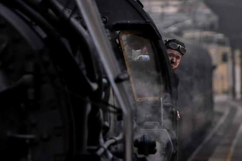 Locomotive vapeur