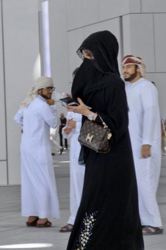 Mode à Abu Dhabi
