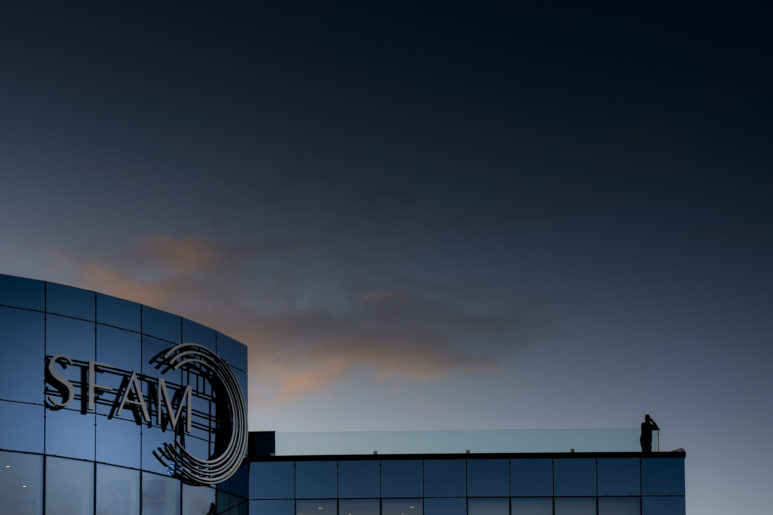 Inauguration de la SFAM