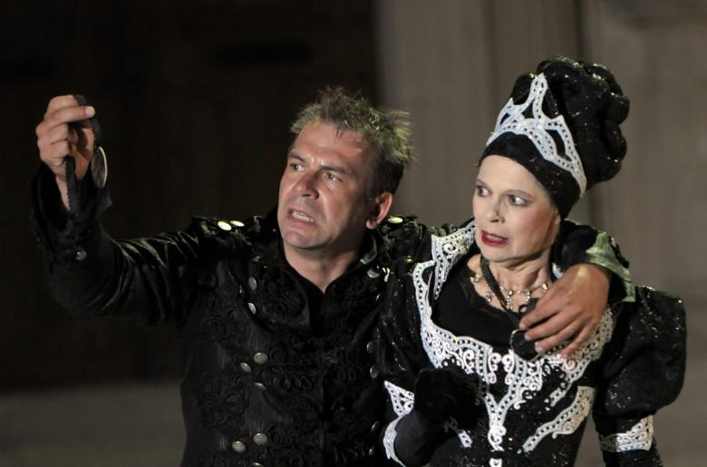 Philippe Torreton Nocturnes Grignan