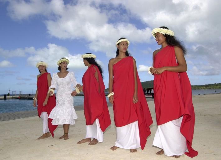 Bora Bora juillet 2003