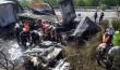 accident autoroute A7