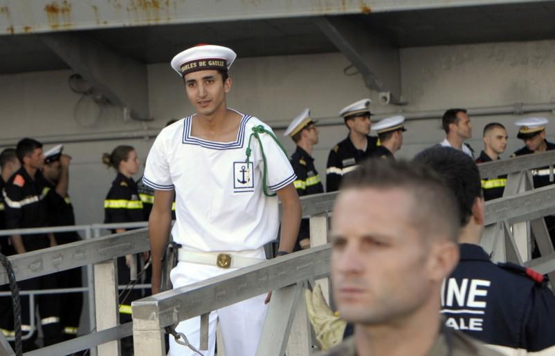 marine nationale charles de gaulle